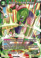 DBSCG P-152 PR Piccolo Jr., Arena Wrecker (Power Booster: World Martial Arts Tournament)