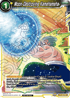 DBSCG P-160 PR Moon-Destroying Kamehameha (Power Booster: World Martial Arts Tournament)