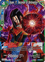 DBSCG P-193 PR Super 17, Seconds to Detonation (Tournament Pack Vol.9)