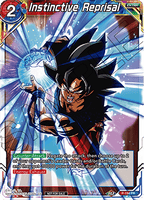 DBSCG P-194 PR Instinctive Reprisal (Tournament Pack Vol.9)