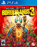 PS4 Borderlands 3 (Deluxe Edition)