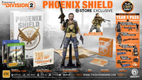 PS4 The Division 2 (The Phoenix Shield Collector's Edition)