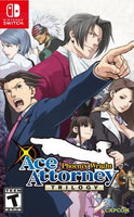 NS Phoenix Wright Ace Attorney Trilogy