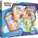 Pokémon TCG: Sobble Galar Collection Box