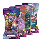 Pokémon TCG: Sun & Moon - Unified Minds Sleeved Booster Box