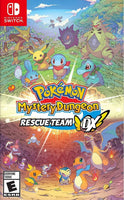 NS Pokemon Mystery Dungeon DX
