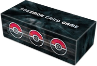 Pokémon TCG: Basic Black Card Storage Box