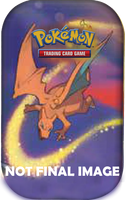 Pokémon TCG: Kanto Power - Charizard Mini Tin