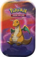 Pokémon TCG: Kanto Power - Dragonite Mini Tin