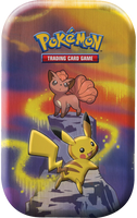 Pokémon TCG: Kanto Power - Pikachu & Vulpix Mini Tin