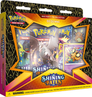 Pokémon TCG: Shining Fates - Dedenne Mad Party Pin Collection