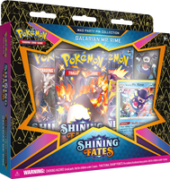 Pokémon TCG: Shining Fates - Galarian Mr Rime Mad Party Pin Collection