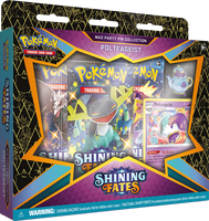 Pokémon TCG: Shining Fates - Polteageist Mad Party Pin Collection