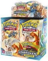 Pokémon TCG: Sun & Moon - Unbroken Bonds Booster Box