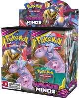 Pokémon TCG Sun & Moon - Unified Minds Booster Box