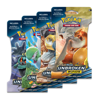 Pokémon TCG: Sun & Moon - Unbroken Bonds Sleeved Booster Box