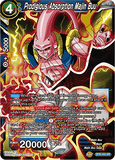 Prodigious Absorption Majin Buu