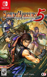 NS Samurai Warriors 5