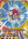 BT8-109 SR Son Goku, Dawn of Divinity