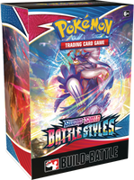 Pokemon TCG - Sword & Shield: Battle Styles Build & Battle Box