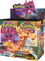 Pokémon TCG: Sword & Shield - Darkness Ablaze Booster Box