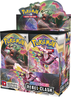 Pokémon TCG: Sword & Shield - Rebel Clash Booster Box