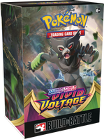 Pokemon TCG - Sword & Shield: Vivid Voltage Build & Battle Box
