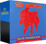 Pokémon TCG: Sword & Shield - Zamazetta Elite Trainer Box
