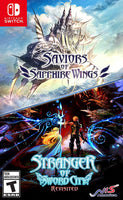 NS Saviors Of Sapphire Wings / Stranger Of Sword City Revisited