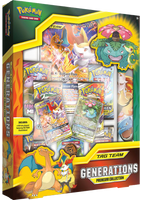 Pokémon TCG: Tag Team Generations Premium Collection Box
