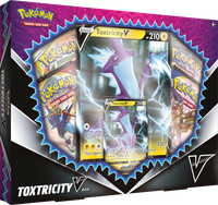 Pokémon TCG: Sword & Shield - Toxtricity V Box