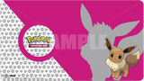 Pokemon TCG - Eevee 2019 Rubber Play Mat