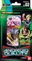 Dragon Ball Super Card Game - [DBS-XD02] Andriod Duality Expert Deck