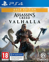 PS4 Assassin's Creed Valhalla (Gold Edition)