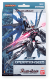 Battle Spirits TCG - [SD-52] Gundam Operation Seed Collaboration Starter Deck