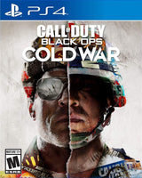 PS4 Call Of Duty: Black Ops Cold War (Standard Edition)
