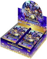 Digimon Card Game - [2.0] Ultimate Power! Booster Box