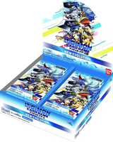 Digimon Card Game - [1.0] New Evolution Booster Box
