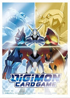 Digimon Card Game - Omega Evolution Card Sleeves