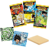 Dragon Ball Chosenshi Seal Wafers Z Box