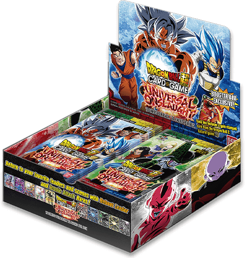 Dragon Ball Super Card Game - [DBS-B09] Universal Onslaught Booster Box