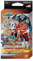 Dragon Ball Super Card Game - [DBS-PP01] Rise of the Unison Warriors Premium Pack Set