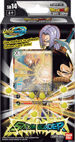 Dragon Ball Super Card Game - [DBS-SD14] Saiyan Wonder Starter Deck