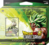 Dragon Ball Super Card Game - [DBS-BE08] Magnificent Collection Broly: Br Expansion Set