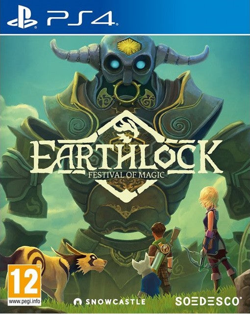 PS4 Earthlock: Festival of Magic