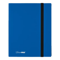 Eclipse 9-Pocket Pacific Blue PRO Binder