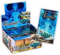 Exodus TCG - [SET 02] Galaxy Tides Booster Box