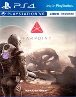 PS4 Farpoint [VR]