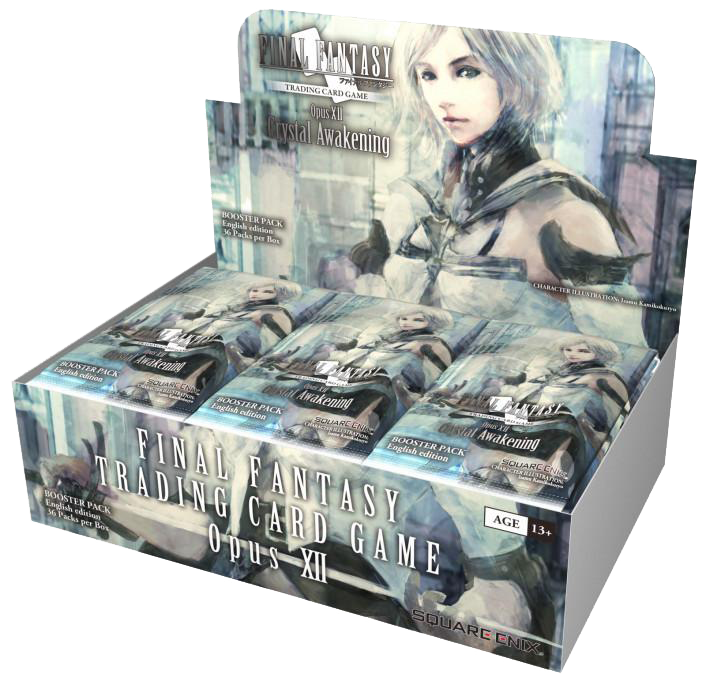 Final Fantasy TCG - Opus XII Booster Box
