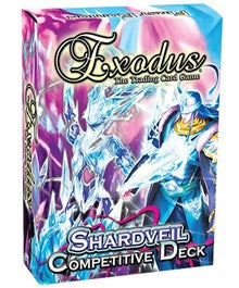 Exodus TCG - [SET 03] Crystal Forge: Shardveil Competitive Deck